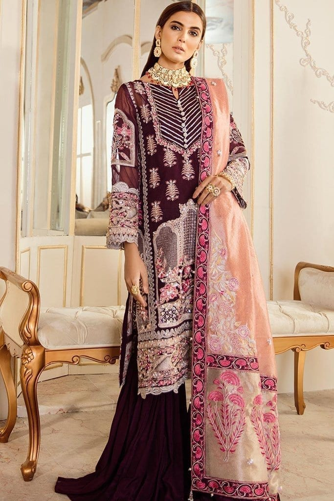 Damask x rouche luxury handwork formals collection 2020 rch20dx 5 1