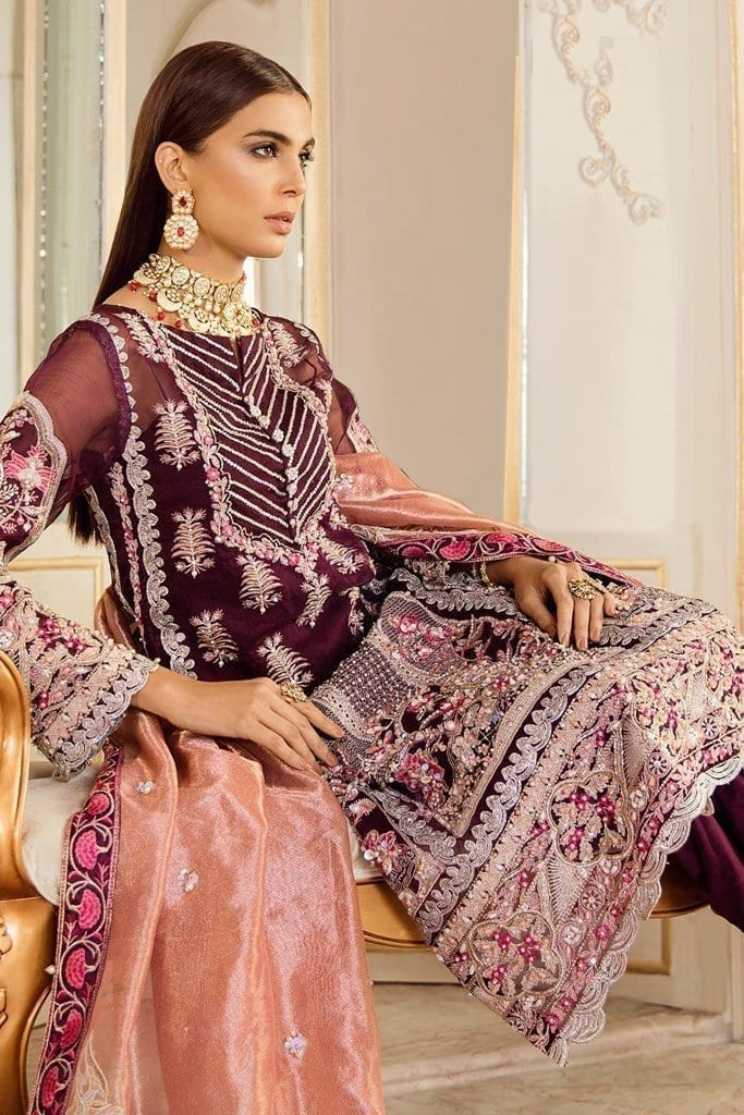Damask x rouche luxury handwork formals collection 2020 rch20dx 5 3