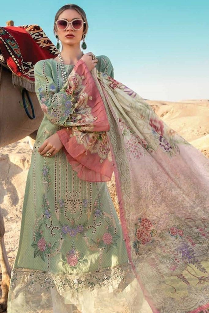 Maria b luxe lawn collection catalogue 2020d 2013a gallery