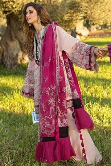 Elan summer lawn 2019 collection el19l 15b purpura 2
