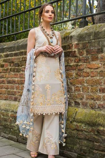 Mina hasan luxury lawn festive collection 2019 mh19f 5b 1