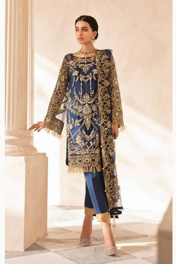 Mirabella by gulaal eid collection 2020 13