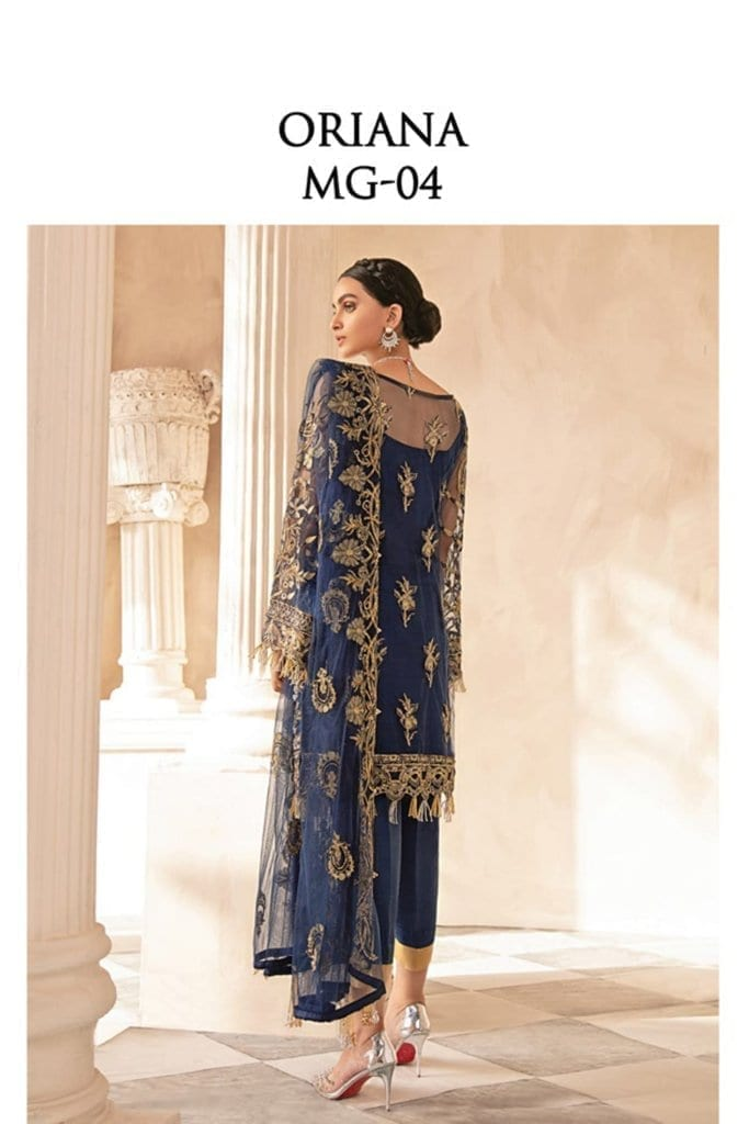 Mirabella by gulaal eid collection 2020 14