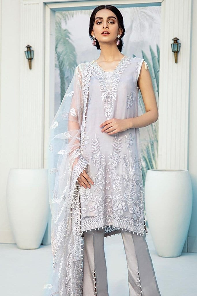 Janaan unstitched luxury chiffon collection 2020 by xenia formals xe20j 07 mehrma 1