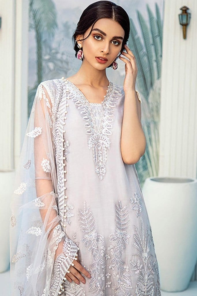 Janaan unstitched luxury chiffon collection 2020 by xenia formals xe20j 07 mehrma 3