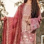 Shiza hassan luxury lawn 2020 collection sh20l 1 b bliss 1