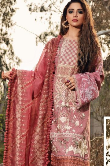 Shiza hassan luxury lawn 2020 collection sh20l 1 b bliss 1