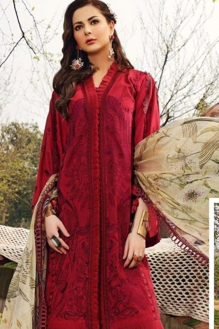 Shiza hassan luxury lawn 2020 collection sh20l 3 a relish 1