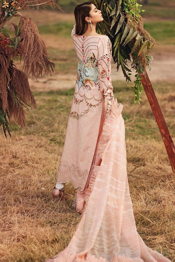 Shiza hassan luxury lawn 2020 collection sh20l 5 a summer breeze 2