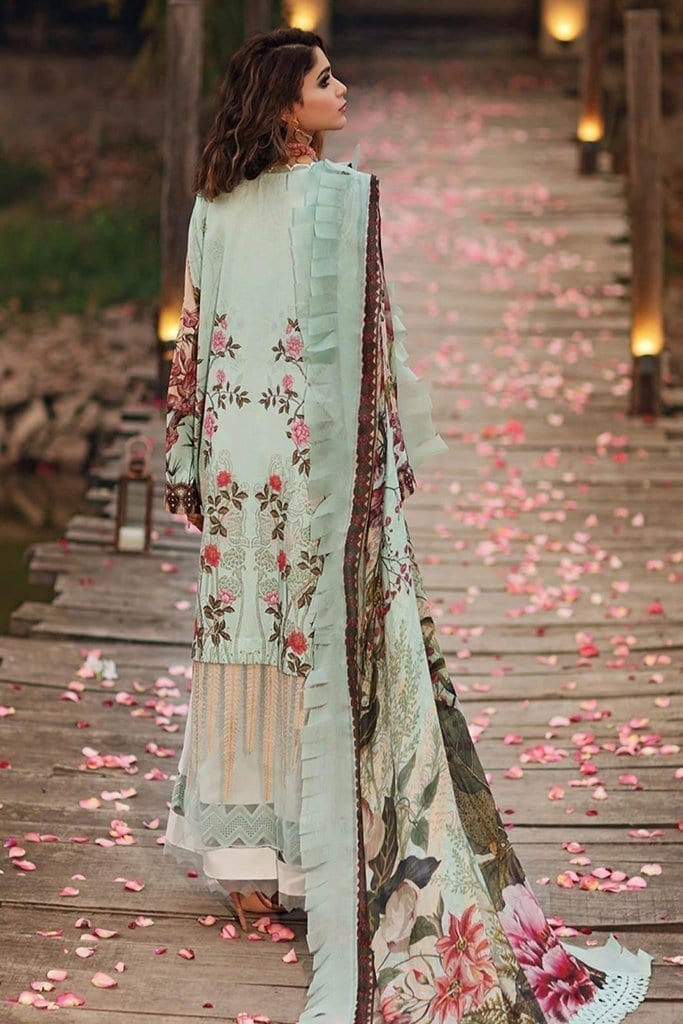 Shiza hassan luxury lawn 2020 collection sh20l 6 a spring aura 2