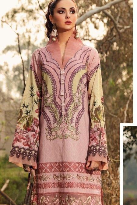 Shiza hassan luxury lawn 2020 collection sh20l 6 b spring aura 1