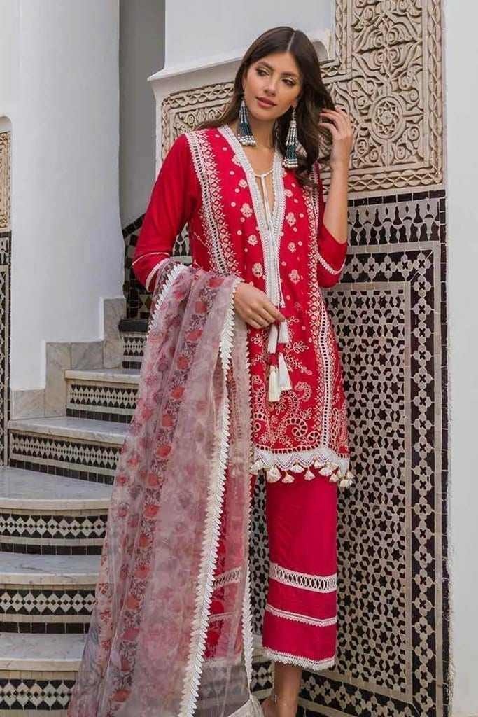 Sobia nazir luxury lawn 2020 collection l20sn 1 b red 1