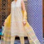 Sobia nazir luxury lawn 2020 collection l20sn 12 a yellow 1
