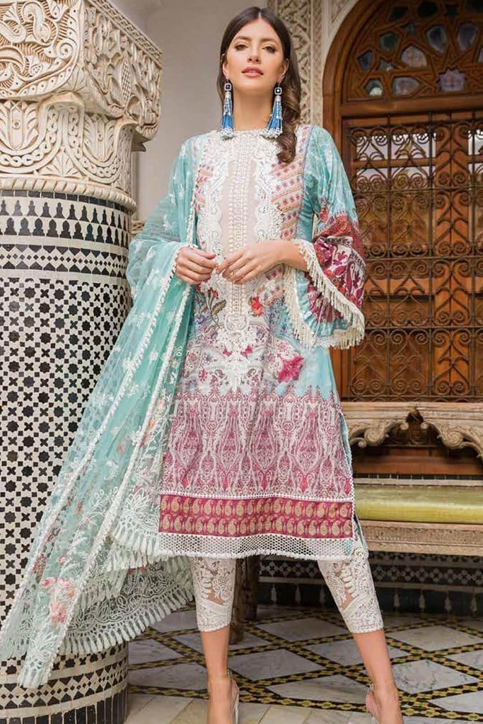 Sobia nazir luxury lawn 2020 collection l20sn 15 a bluewhite 1