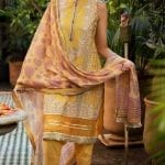 Sobia nazir luxury lawn 2020 collection l20sn 2 a yellow 1