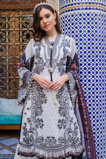 Sobia nazir luxury lawn 2020 collection l20sn 6 a white 1