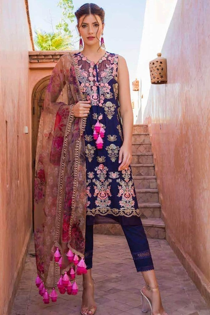 Sobia nazir luxury lawn 2020 collection l20sn 7 a blue 1