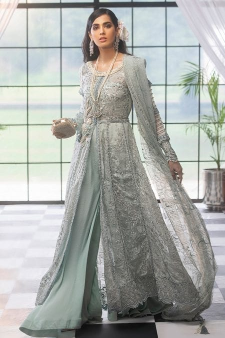 MUSHQ | Monsoon Affair Luxury STITCHED collection*20 | SUBTLE BLOOM