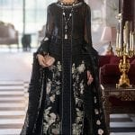 MUSHQ | Monsoon Affair Luxury STITCHED collection*20 | ONYX DREAM