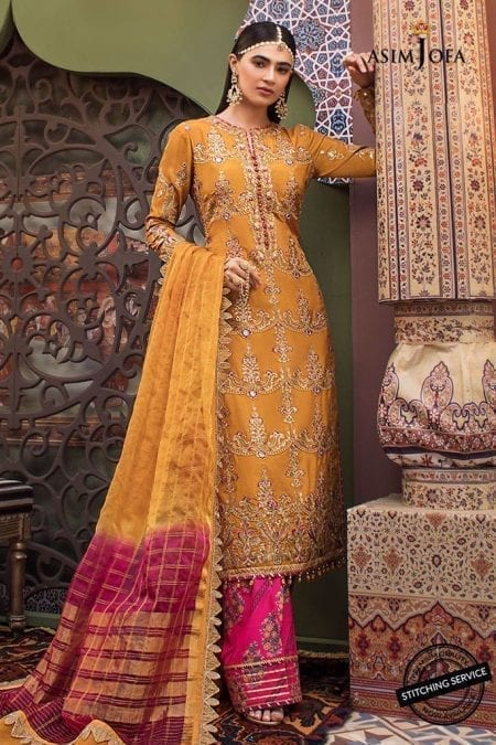 ASIM JOFA | FAROZAAN COLLECTION | STITCHED | AJF-07