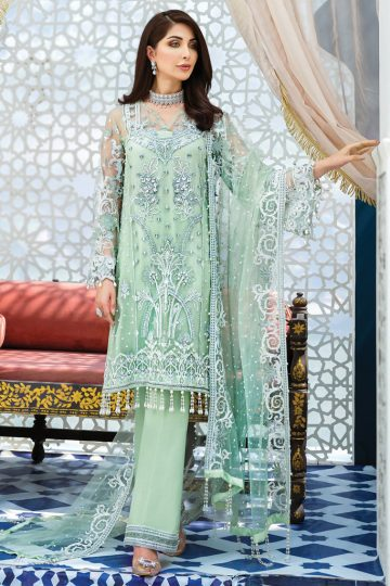 Adila By GULAAL | Stitched Luxury Formals`20 | D#5