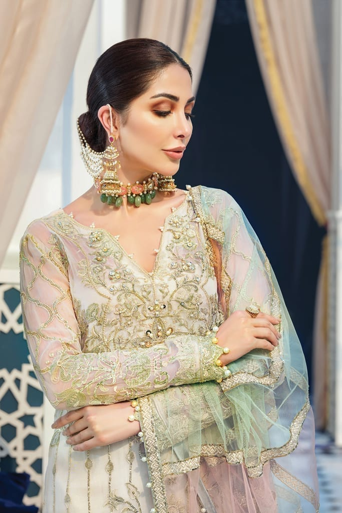 Adila By GULAAL | Stitched Luxury Formals`20 | D#3