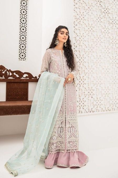 QALAMKAR | Stitched Luxury Formals`20 | D#1