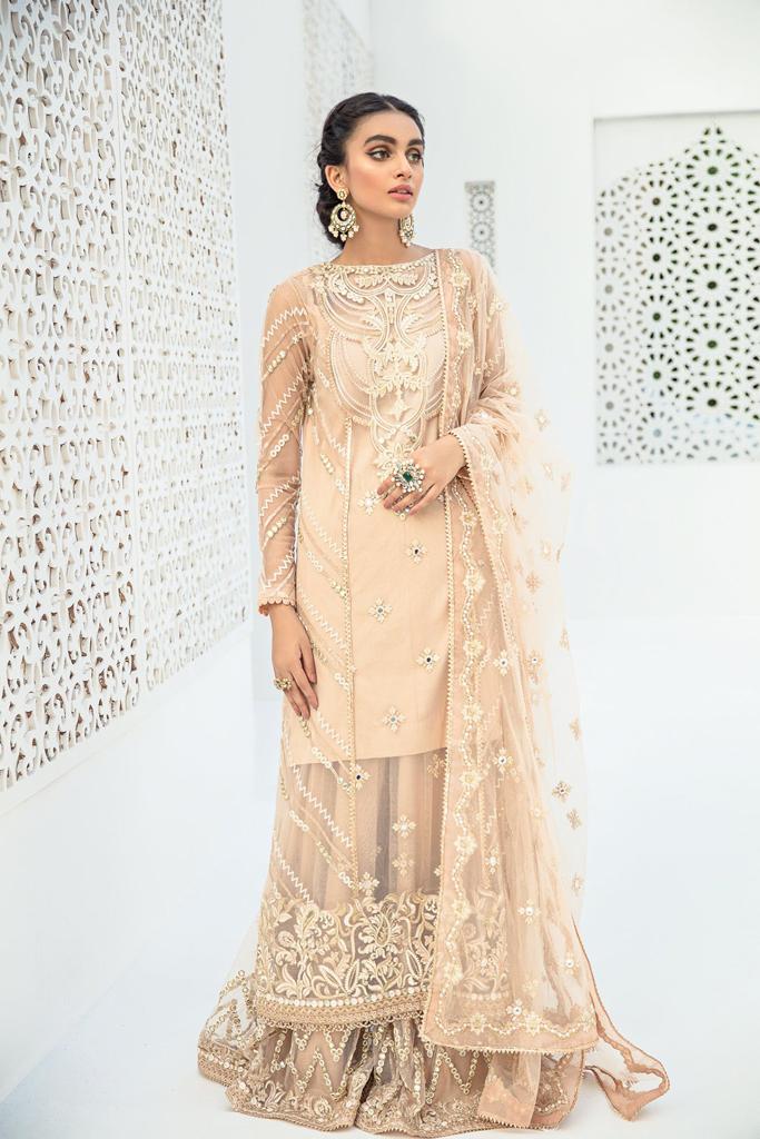 QALAMKAR   Stitched Luxury Formals`20   D#6