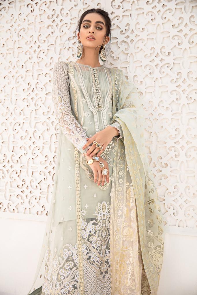 QALAMKAR | Stitched Luxury Formals`20 | D#3