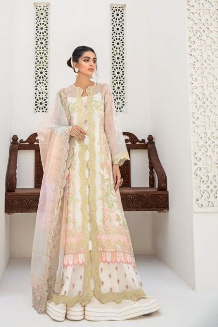 QALAMKAR | Stitched Luxury Formals`20 | D#4