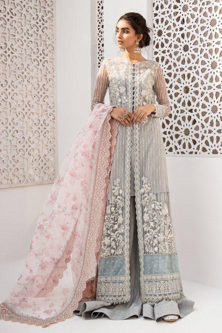 QALAMKAR | Stitched Luxury Formals`20 | D#2