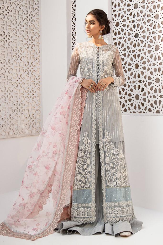 QALAMKAR   Stitched Luxury Formals`20   D#2