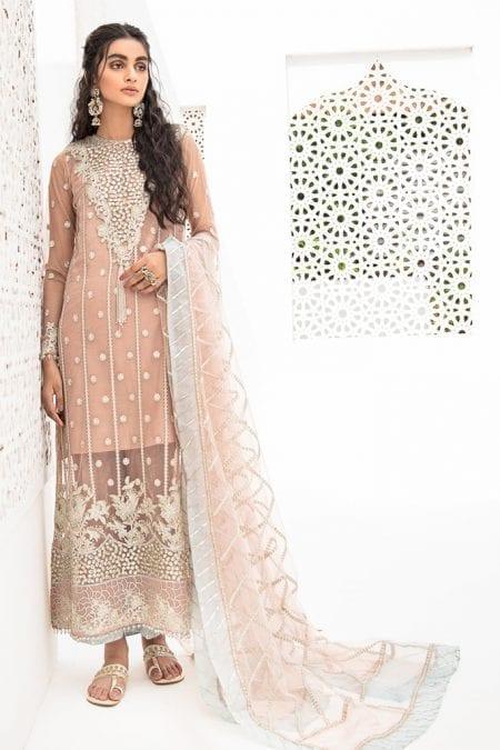 QALAMKAR | Stitched Luxury Formals`20 | D#5