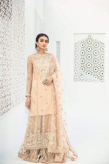 QALAMKAR | Stitched Luxury Formals`20 | D#6