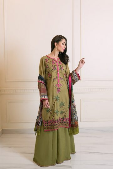 RANG RASIYA | Florence Krandi STITCHED Collection 20 | WINTER-D # 614