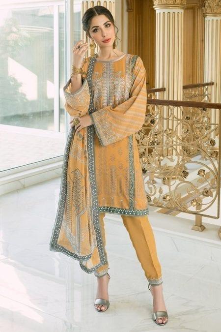 RANG RASIYA | Florence Krandi STITCHED Collection 20 | WINTER-D # 615