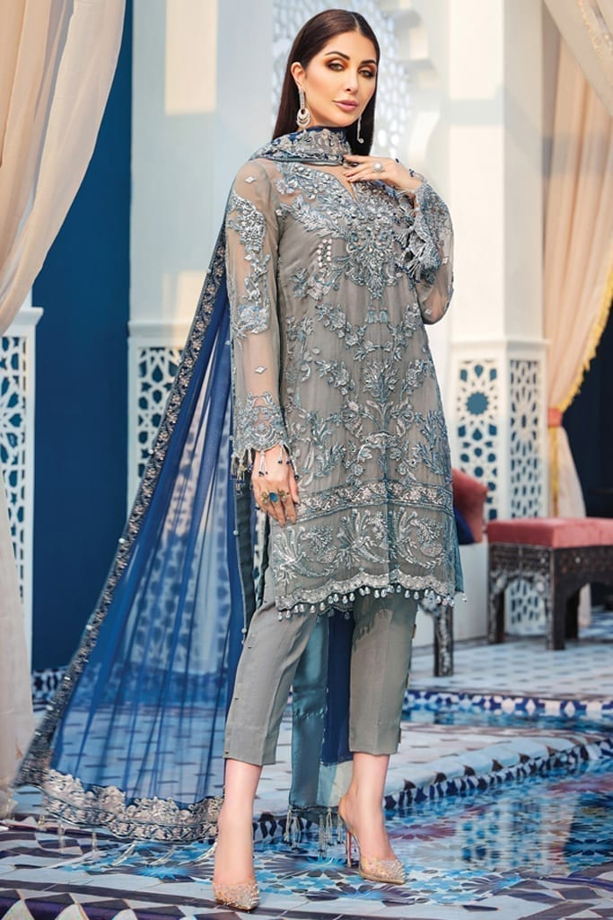 Adila By GULAAL | Stitched Luxury Formals`20 | D#4