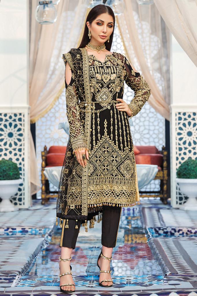 Adila By GULAAL | Luxury Formals`20 | D#8
