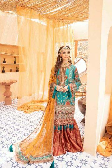 ADAN*S LIBAS | Mehfil Wedding Festive STITCHED | DILKASH