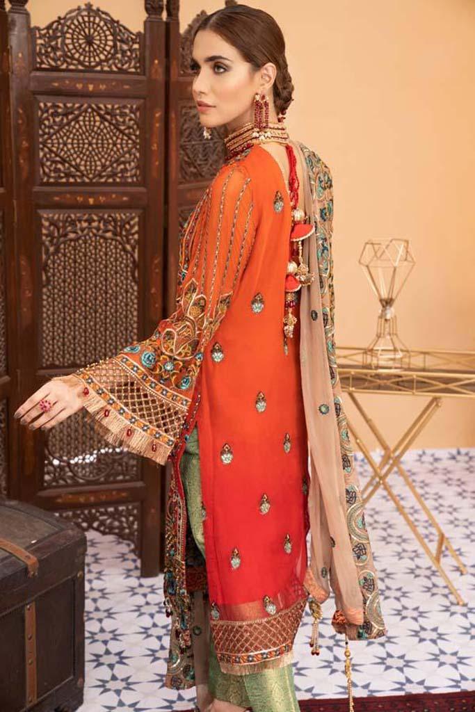 ADAN*S LIBAS | Mehfil Wedding Festive STITCHED | ANAYAT