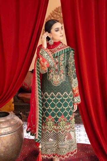 ADAN*S LIBAS | Mehfil Wedding Festive STITCHED | SAQAFAT