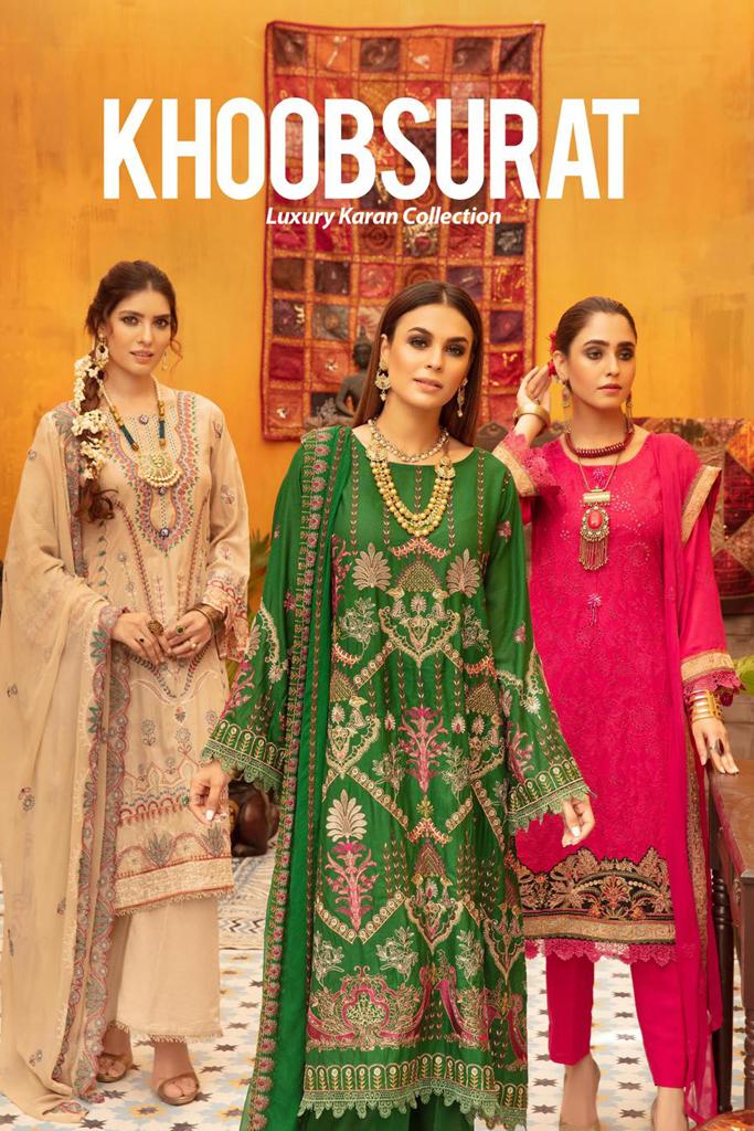 Khoobsurat luxury karandi collection 01