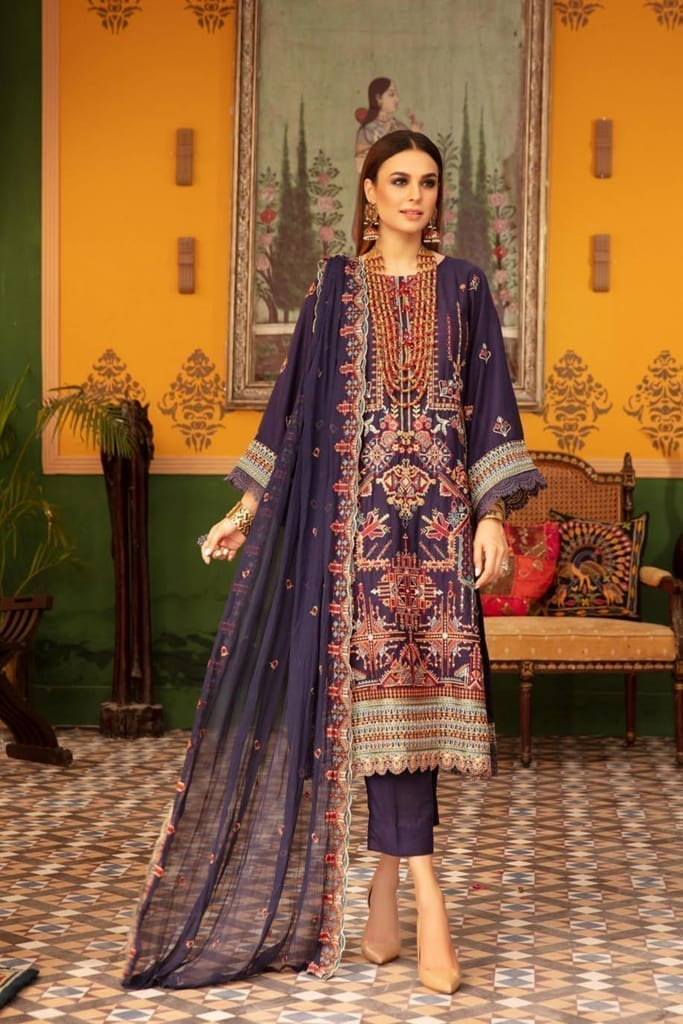 Khoobsurat luxury karandi collection 09