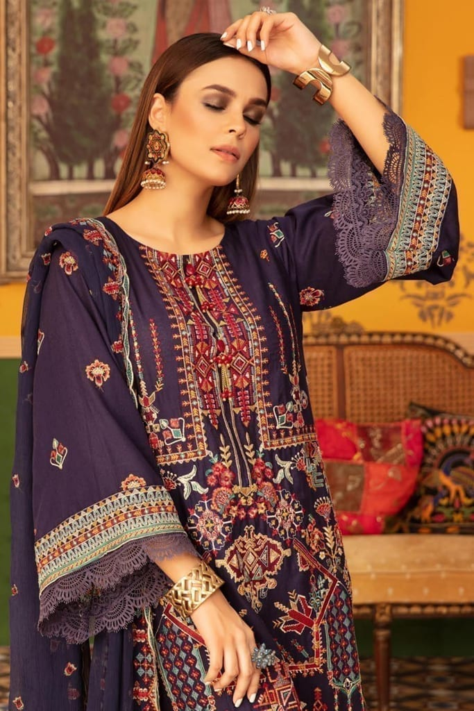 Khoobsurat luxury karandi collection 10