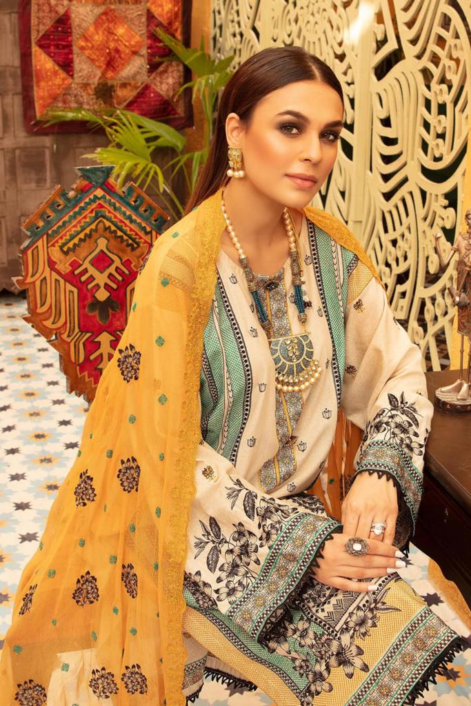 Khoobsurat luxury karandi collection 16