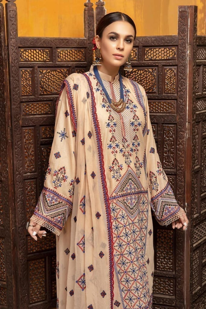 Khoobsurat luxury karandi collection 22