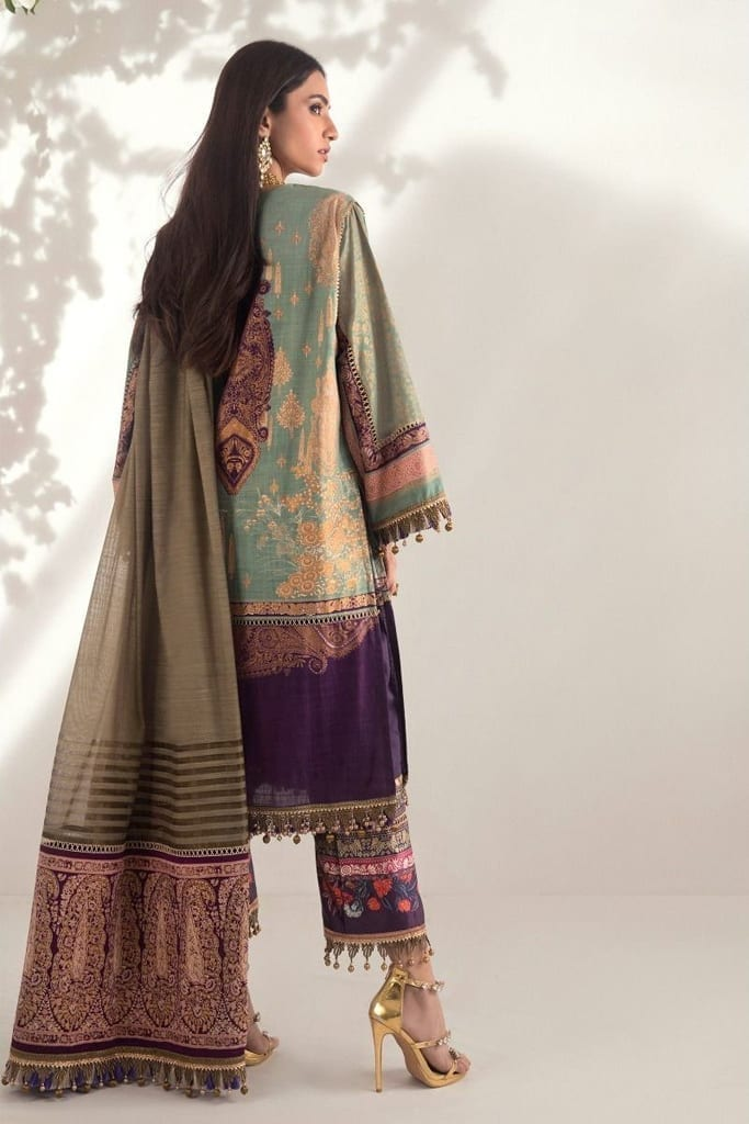 Sana Safinaz | KURNOOL'20 | Stitched | 1A