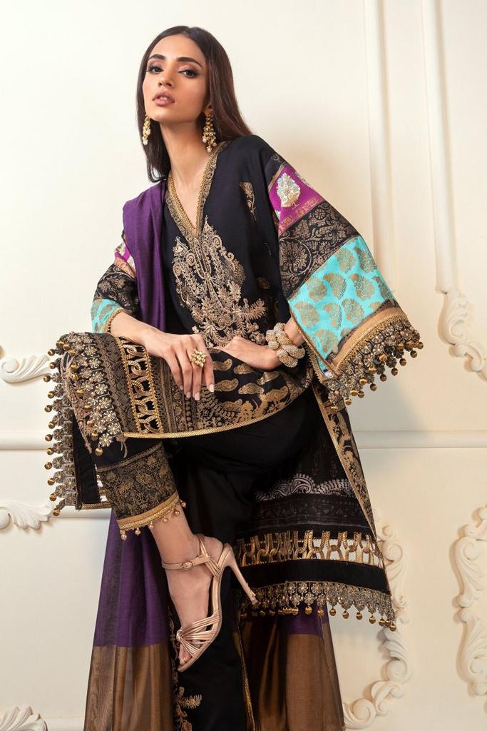 Sana Safinaz | KURNOOL'20 | Stitched | 3A