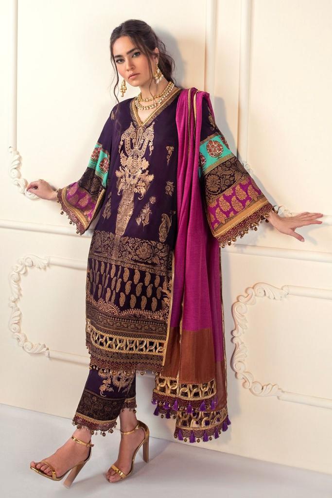 Sana Safinaz   KURNOOL'20   Stitched   3B