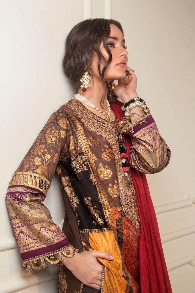 Sana Safinaz | KURNOOL'20 | Stitched | 6A